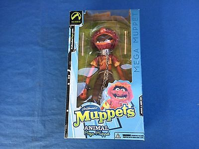 """Jim Henson's 12"""" Muppets Animal Mega Muppet by Palisades Toys New in Box!"""