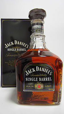 Jack Daniels Single Barrel 2001 Swift & Moore Tennessee Whiskey 700ml 1st GEN