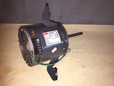 Us motors 3 4 hp direct drive blower fan motor 277v 1075 for Dayton direct drive fan motor