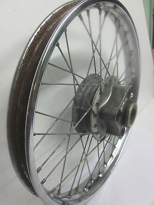 CB100 K0 - K2 Hinterrad  rear wheel assembly CL100 SL100 CB125J #2