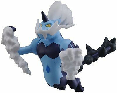 Takara Tomy Pokemon Hyper Size Monster Collection MSP-02 Thundurus -Therian Form