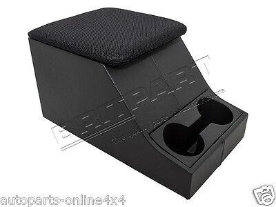 Land Rover Defender/series 3 Cubby Box *black Mesh* - Da2035Mesh