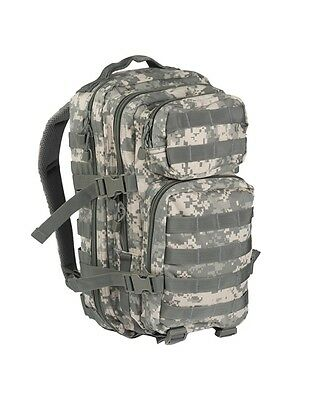 Mil-Tec Zaino Tattico Assault 25 lt -  Colore ACU Digital