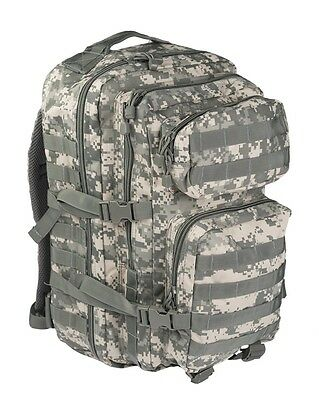 Mil-Tec Zaino Tattico Assault 36 lt - Colore Digit Camo