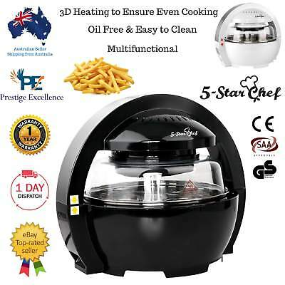 New Airfryer Healthy Fryer Air Cooker Low Fat Oil Free Deep Food Electric Frying