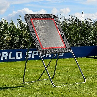 Adjustable Lacrosse Rebounder Net - Bounce Back Rebounder [Net World Sports]