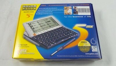 Open-Box Psion Series 5MX Palmtop Computer PDA (1900-0142-01)
