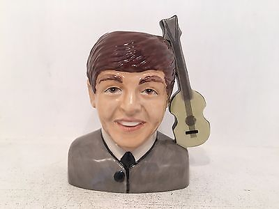 Kevin Francis Peggy Davies Paul Mccartney Limited Edition Toby Jug 79 of 200