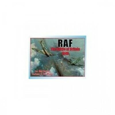 DG: RAF, the Battle of Britain Board Game, 3rd Edition. Brand New