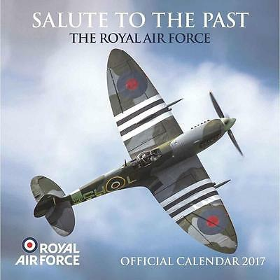 Raf Salute To The Past Official Square 2017 Wall Calendar With Free Uk Postage