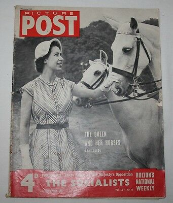 Picture Post - 27th September 1952 - Vol. 56, No. 13 - The Queen and her Horses