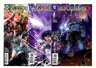 Bloodlines Complete Set #1-6 (2016) DC VF/NM to NM