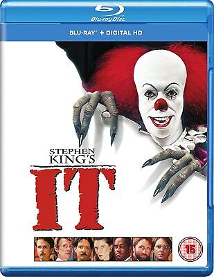 Stephen King's It [2016] [Region Free] (Blu-ray)