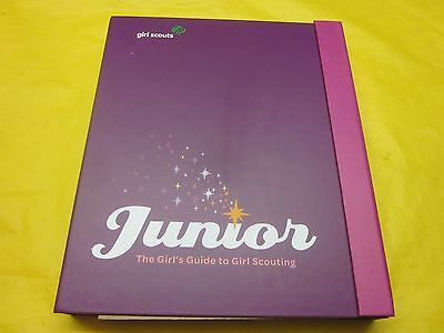 The Junior Girl's Guide To Girl Scouting ( New )