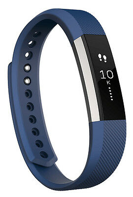 NEW FITBIT - FB406BUS - Alta Activity Tracker Blue - Small from Bing Lee