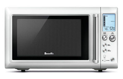 NEW Breville - BMO625 - Quick Touch Compact - Silver from Bing Lee