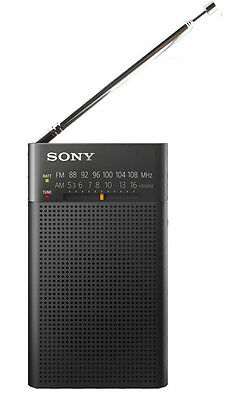NEW Sony - ICF-P26 - Portable Radio with Speaker from Bing Lee