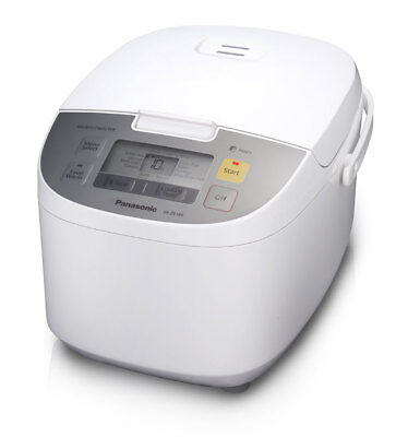 NEW Panasonic - SR-ZE185WSTM - 1.8L Rice Cooker from Bing Lee