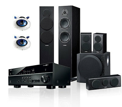 NEW Yamaha - YHT-8930AX - 7.2Ch Home Theatre System from Bing Lee