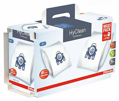 NEW Miele - Maxipack GN Hyclean 3D Dustbags from Bing Lee