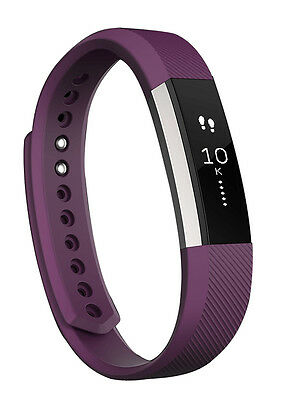 NEW Fitbit - FB406PMS - Alta Activity Tracker Plum - Small from Bing Lee