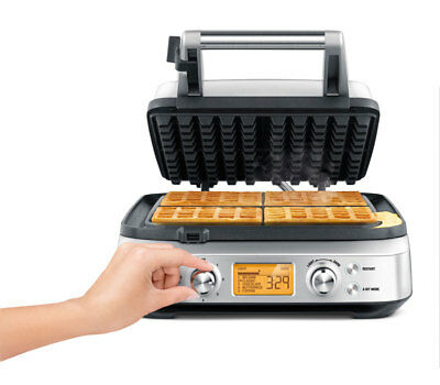 NEW Breville - BWM640 - the Waffle Pro from Bing Lee