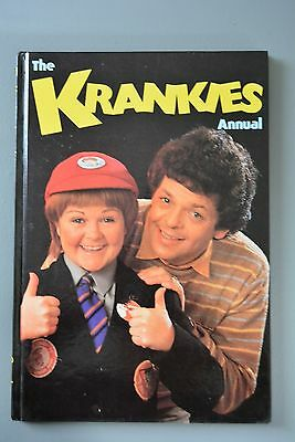 Children's Hardback Annual, The Krankies 1983
