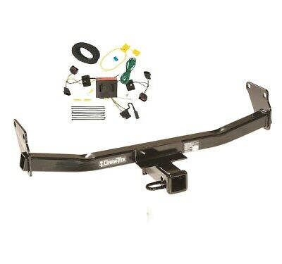 """Fits 2008-2017 Jeep Patriot Class 3 Trailer Hitch & Wiring 2"""" Tow Receiver 75712"""