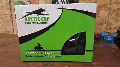 Arctic Cat Snowmobile Cover Green 6639-644 M Series/xf Hc