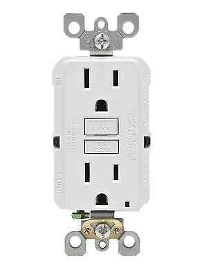 Smartlock Pro GFCI Receptacle With LED Guide Light