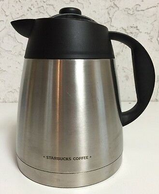 Starbucks Barista Aroma Thermal 38oz Carafe Stainless Coffee Pot Replacement