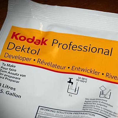 Kodak Dektol Paper Developer (To Make 1 US Gallon)