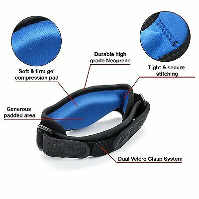 NEW Tennis Golf Elbow Support Brace Strap Band Forearm Protection Tendon Sports