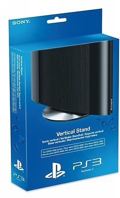 Official Sony Playstation 3 Vertical Stand for Super Slim PS3 Consoles