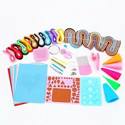 1Pc Complete Paper Quilling Tools Mould Papercraft DIY Multi-Type
