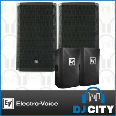 Electro-Voice PK-ZLX15P 15″ Powered Speaker Package