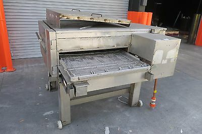 Used Lincoln Impinger Model 1629 Commercial Cooking Conveyor Pizza Oven