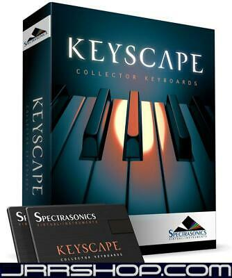 Spectrasonics Keyscape Plugin and Omnisphere Expansion New JRR Shop