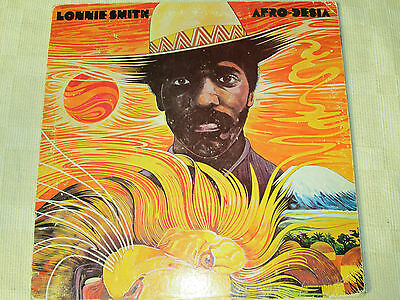 LONNIE SMITH Afro-Desia JAZZ FUNK Samples LP HEAR Groove Merchant
