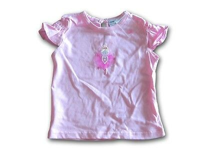 Embroidered BALLERINA Shirt ~ Size 0 ~ NEW