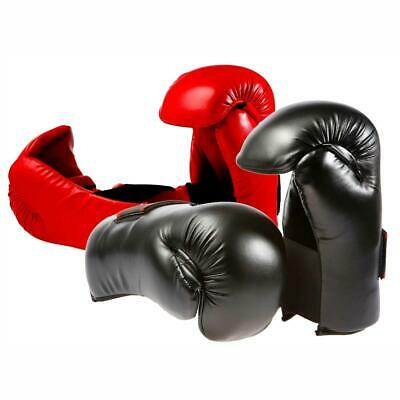 KMA Semi Contact Gloves Kick Boxing Adults Kids Point Fighter