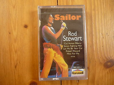 Rod Stewart - Sailor  MC OVP
