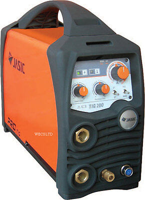 Jasic ** TIG 200 ** Pro TIG / MMA Process Inverter Welder