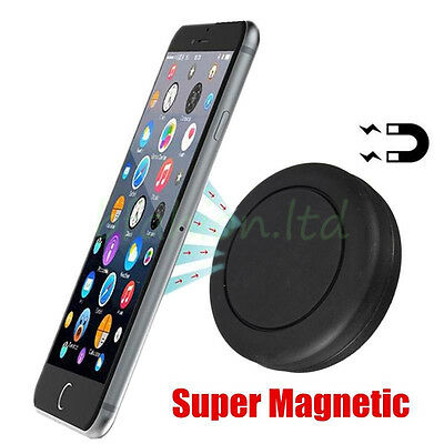 Car Magnetic Air Vent Mount Holder Stand For iPhone 7 Plus Samsung GPS Universal