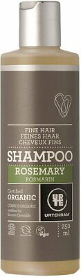 Organic Rosemary Shampoo (Fine/Thin Hair) - 250ml