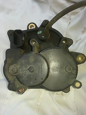 Rodeo 08 4WD Shift Actuator on Transfer Case, Ex 3.0, 4JJ1Turbo Diesel
