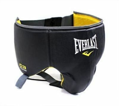 Everlast Boxing Groin Pro Lower Body Protector Abdo Cup Guard Abdominal Sparring