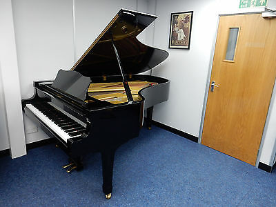 Yamaha C7 Grand Piano Around 30 Years Old . With 5 Year Guarantee
