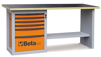 Table Of Work With 6 Drawers Beta C59A