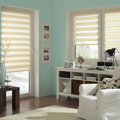 Day And Night (ZEBRA) Blinds-Made To Measure - Quality and Modern PLEATED